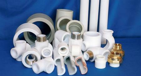 Пластиковые фитинги для труб