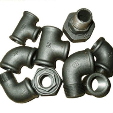 Фитинги из углеродистой стали