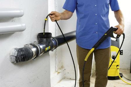 Использование гидродинамических аппаратов для очистки канализации