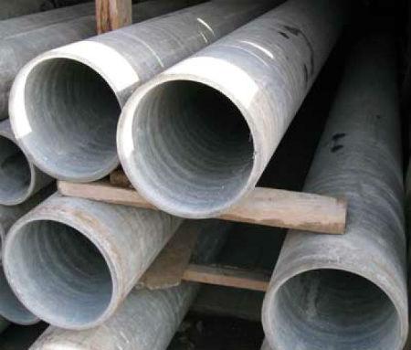 Асбестовые трубы для создания дымоходов