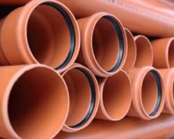 Канализационные трубы из керамики