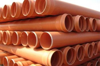 Керамические трубы для канализации, схема складирования и транспортировки
