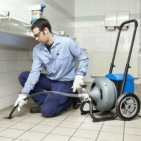 Очистка канализации профессиональными устройствами
