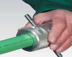 Правила и нюансы выполнения зачистки полипропиленовой трубы