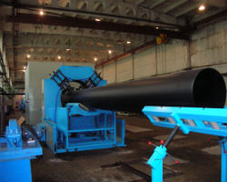 Знакомимся с оборудованием и процессом производства ПНД труб