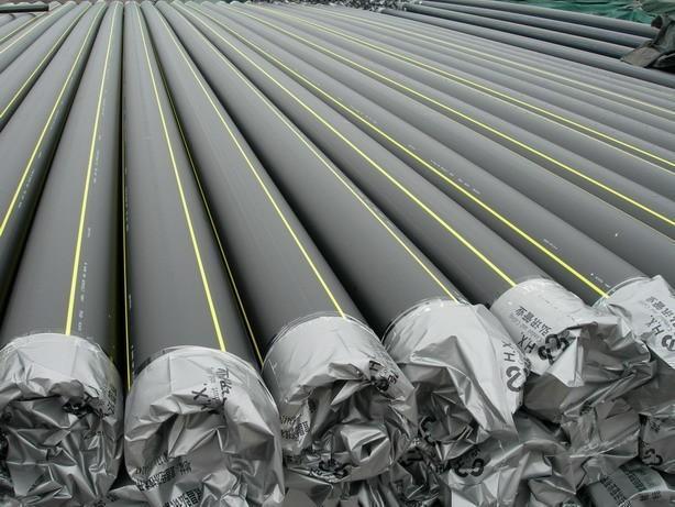 Газовые трубы ПНД