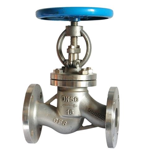 Вентиль для промышленных трубопроводов