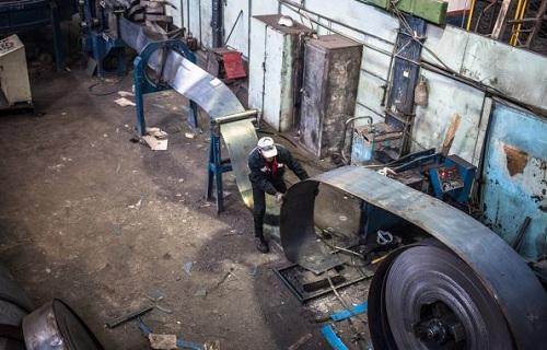 Заготовка из металлической ленты для производства труб