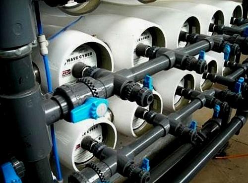 Применение пластиковых кранов при монтаже водопроводных систем