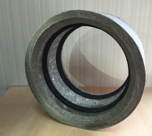 Муфта для соединения асбоцементных труб