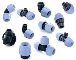 Обзор и технология применения фитингов для ПНД труб