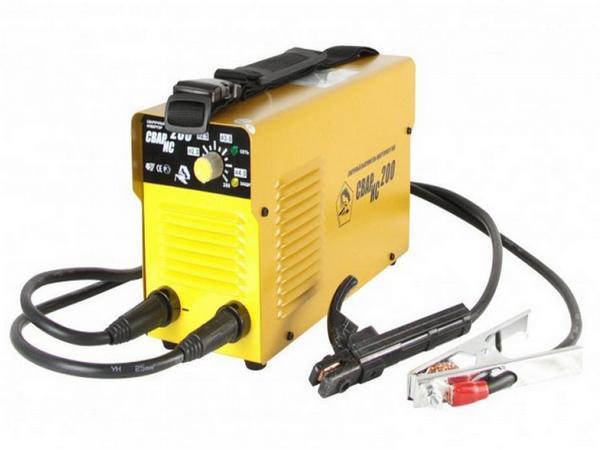 Аппарат для электрической сварки
