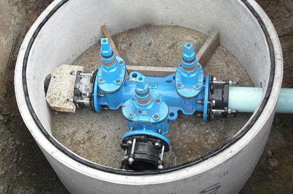 Обжимные фланцы позволяют быстро и надежно зафиксировать запорную арматуру на трубопроводе