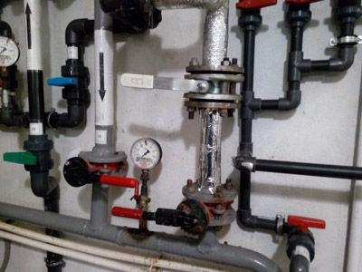 Шаровые краны используются практически на всех трубопроводах