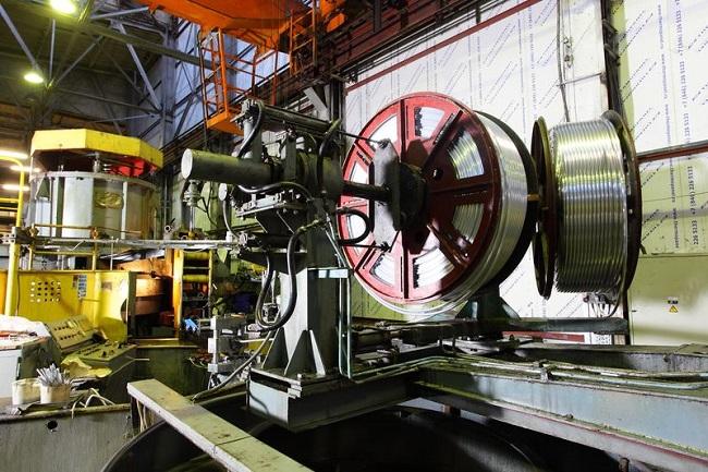Производство алюминиевых труб