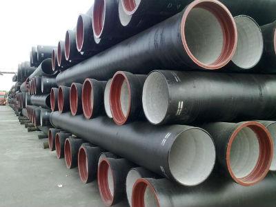 Чугунные трубы для наружной канализации, раструбные