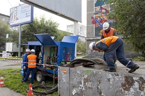 Гидравлические испытания трубопроводов магистралей центрального отопления