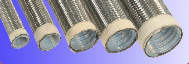 Применение фторопластовых трубок для производства гибких шлангов