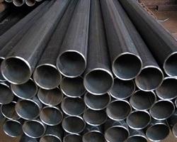 Трубы стальные электросварные