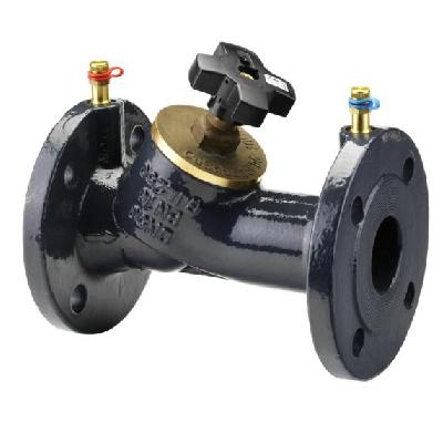 Фланцевые клапан Danfoss AB-QM