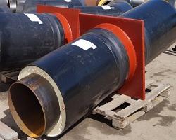 Неподвижная опора для трубопровода