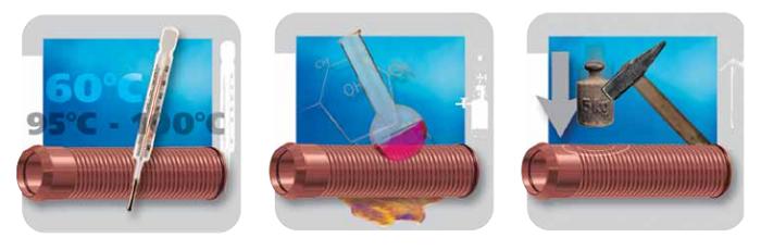 """Трубы """"Прагма"""" устойчивы к воздействию высоких температур, агрессивных сред и механических повреждений"""