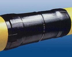 Термоусадочная муфта для изоляции сварных соединений трубопроводов