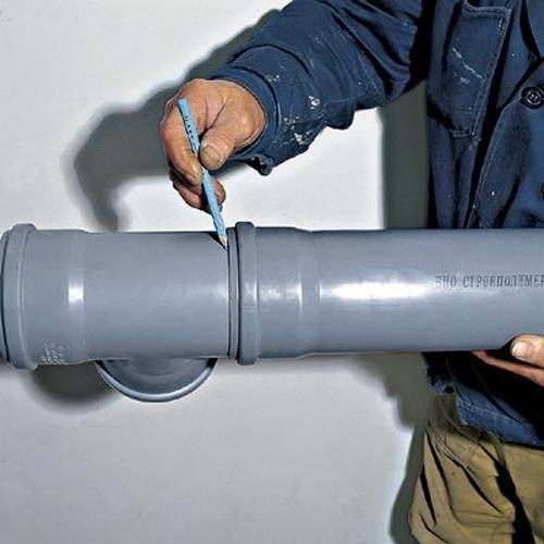 Муфта для соединения канализационных труб