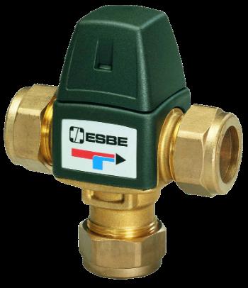 Клапан термостата используемый в отоплении