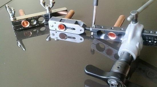 Инструменты для вальцовки медных труб