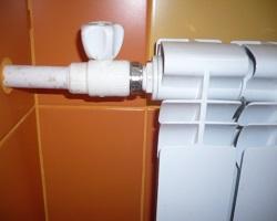 Обустройство отопительной системы из полимерных труб