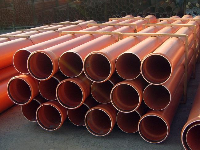 Трубы большого диаметра для наружной канализации