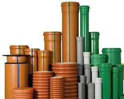 Полимерные трубы для наружной и внутренней канализации