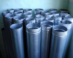 Вентиляционные трубы из нержавеющей стали