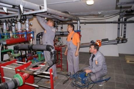 Испытания трубопроводов на герметичность в тепловом пункте