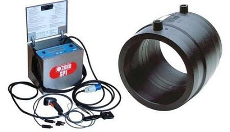 Электросварная муфта для пластиковых труб