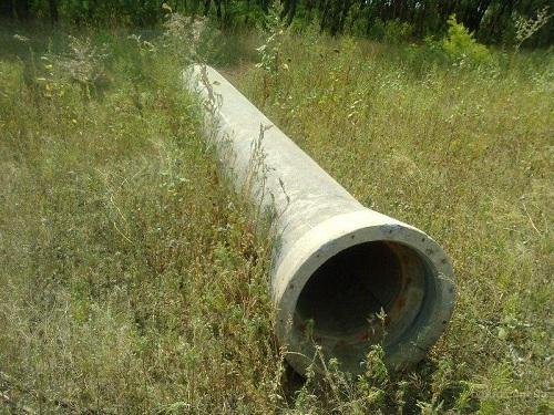 Хризотилцементные трубы очень долговечны и не подвержены коррозии