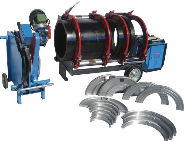 Центратор для стыковой сварки ППУ труб