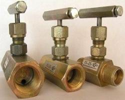 Особенности применения игольчатых запорных вентилей