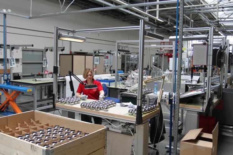 Производство компенсаторов Danfoss