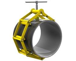 Центратор для сварки металлических труб