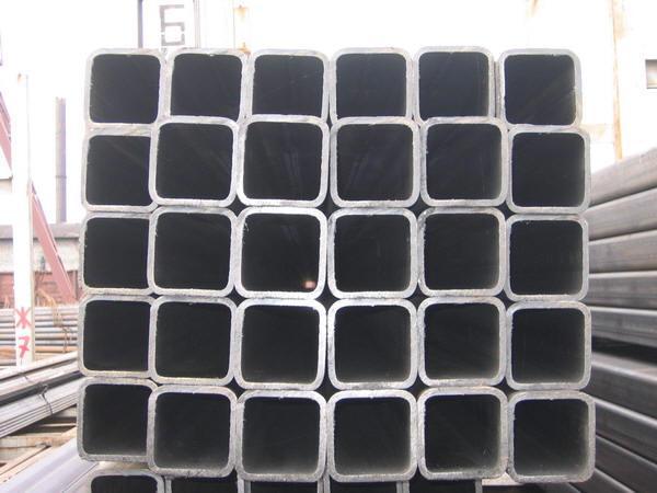 Холоднокатаная бесшовная труба с квадратным сечением