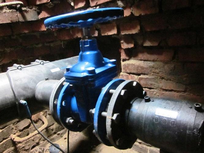 Фланцевое соединение является наиболее надежным видом монтажа трубопроводов
