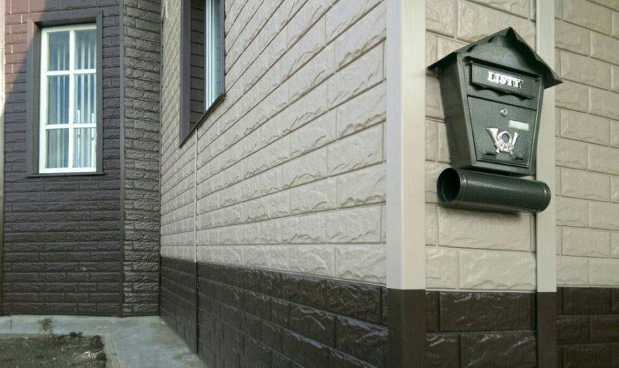 Особенности применения фасадных панелей Ю-пласт