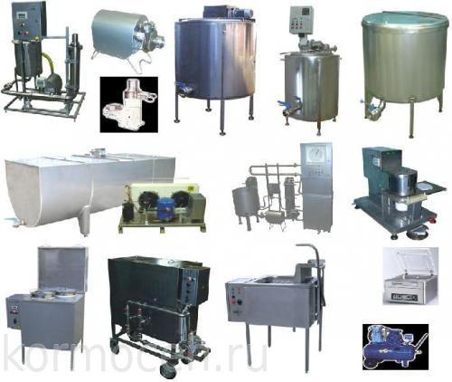 Оборудование для молочных производств из нержавеющей стали – основные преимущества